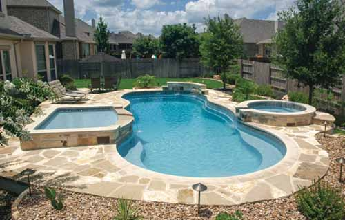 Fiberglass Pool Design Leisure Pools Caribbean
