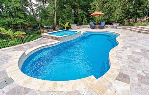 Fiberglass Pool Design Leisure Pools Riviera